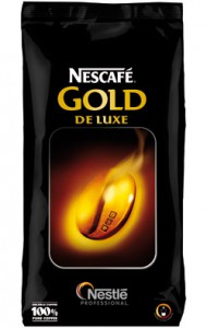 nescafe gold de luxe